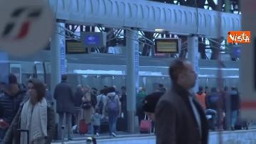 9 - Sciopero dei trasporti a Milano