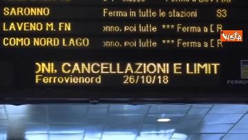 2 - Sciopero dei trasporti a Milano