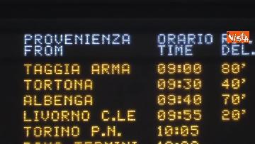 8 - Sciopero dei trasporti a Milano
