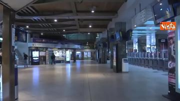 5 - Sciopero dei trasporti a Milano