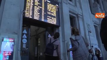 7 - Sciopero dei trasporti a Milano
