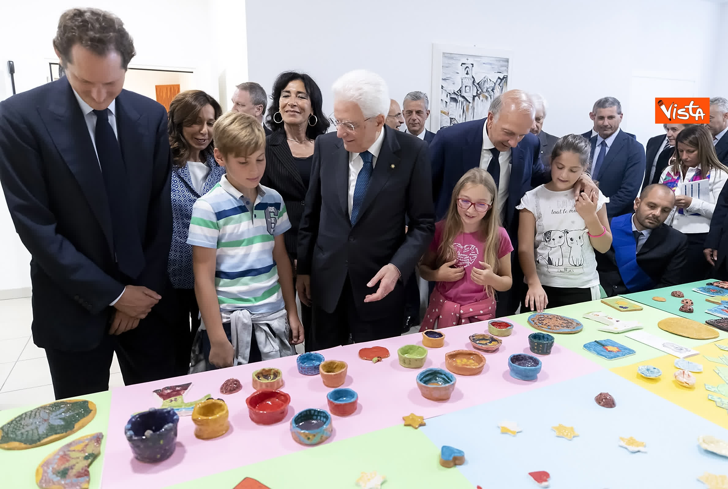 18-07-19 Il Presidente Mattarella visita l'Istituto omnicomprensivo Romolo Capranica di Amatrice_12