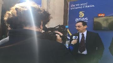 8 - Innovation days, ultima tappa #Congiunzioni Anas a Catania con Armani e Cascetta