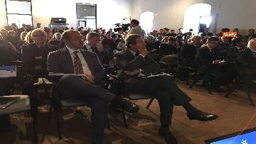 16 - Innovation days, ultima tappa #Congiunzioni Anas a Catania con Armani e Cascetta