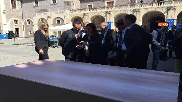 7 - Innovation days, ultima tappa #Congiunzioni Anas a Catania con Armani e Cascetta