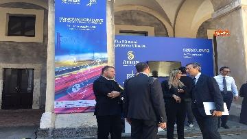 5 - Innovation days, ultima tappa #Congiunzioni Anas a Catania con Armani e Cascetta