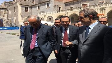 11 - Innovation days, ultima tappa #Congiunzioni Anas a Catania con Armani e Cascetta