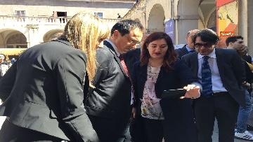 6 - Innovation days, ultima tappa #Congiunzioni Anas a Catania con Armani e Cascetta