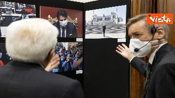 4 - Mattarella visita la mostra