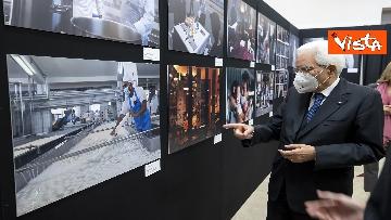 6 - Mattarella visita la mostra