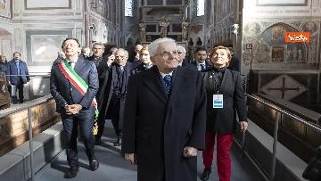 16 - Padova Capitale europea del volontariato, le immagini della visita di Mattarella