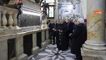 19 - Padova Capitale europea del volontariato, le immagini della visita di Mattarella