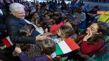 9 - Padova Capitale europea del volontariato, le immagini della visita di Mattarella