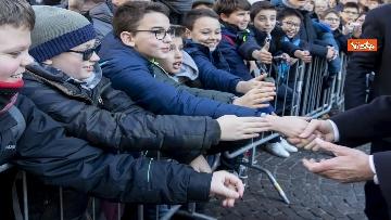 13 - Padova Capitale europea del volontariato, le immagini della visita di Mattarella