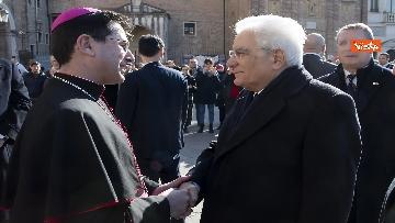 18 - Padova Capitale europea del volontariato, le immagini della visita di Mattarella