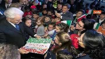 11 - Padova Capitale europea del volontariato, le immagini della visita di Mattarella