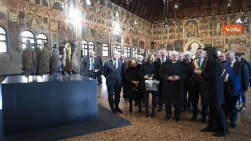 15 - Padova Capitale europea del volontariato, le immagini della visita di Mattarella