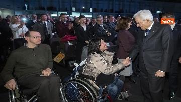 7 - Padova Capitale europea del volontariato, le immagini della visita di Mattarella
