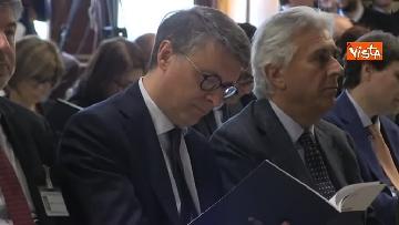 7 - Garante privacy presenta relazione annuale in Parlamento con Fico e Casellati, immagini