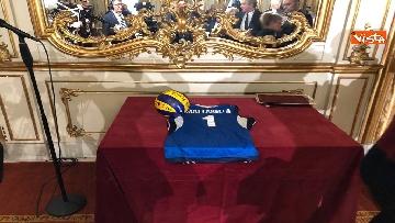 1 - Mattarella riceve al Quirinale la Nazionale di pallavolo femminile