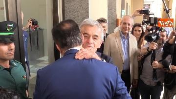 2 - Piemonte, il passaggio di consegne tra il Alberto Cirio e Sergio Chiamparino