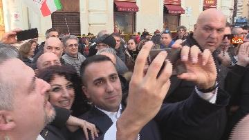 4 - Movimento Cinque Stelle manifesta conro i vitalizi a Roma