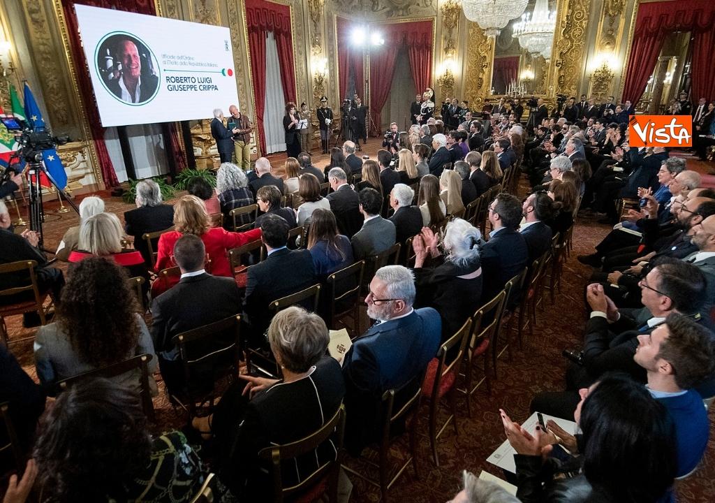 05-03-19 Mattarella onorificenze OIMR 01