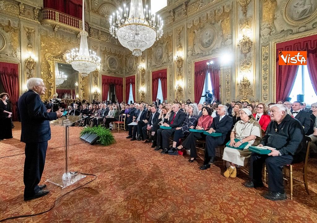 05-03-19 Mattarella onorificenze OIMR 09