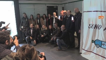 6 - Virginia Raggi inaugura Gaia, la macchina del progetto +Ricicli + Viaggi