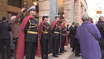 6 - Teatro Opera, 150 anni di Roma Capitale, le foto dal tappeto rosso