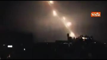 7 - I bombardamenti in Siria da parte di Usa, GB e Francia