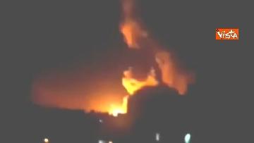 4 - I bombardamenti in Siria da parte di Usa, GB e Francia