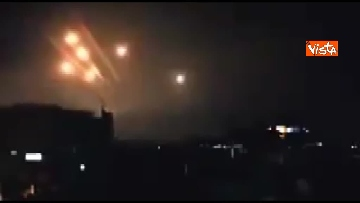 6 - I bombardamenti in Siria da parte di Usa, GB e Francia