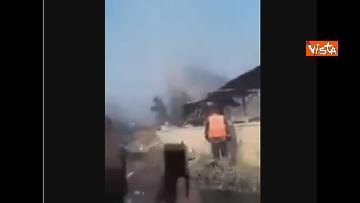 2 - I bombardamenti in Siria da parte di Usa, GB e Francia