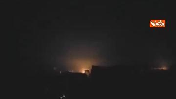 8 - I bombardamenti in Siria da parte di Usa, GB e Francia