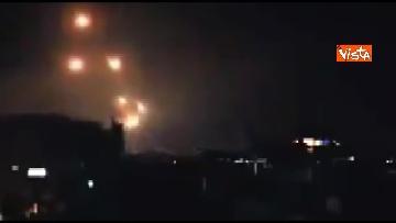 5 - I bombardamenti in Siria da parte di Usa, GB e Francia