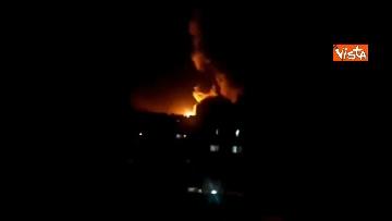 3 - I bombardamenti in Siria da parte di Usa, GB e Francia