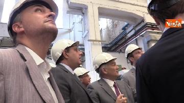 9 - Ponte Morandi, Toti, Rixi, Bono e Zampini visitano Ansaldo Energia, le immagini