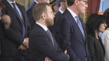3 - Il giuramento del Ministro per il Sud Giuseppe Provenzano
