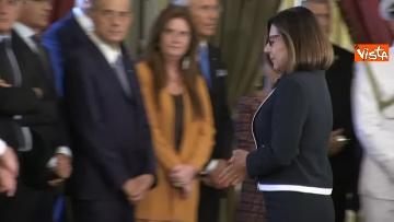 2 - Il giuramento del Ministro dei Trasporti Paola De Micheli