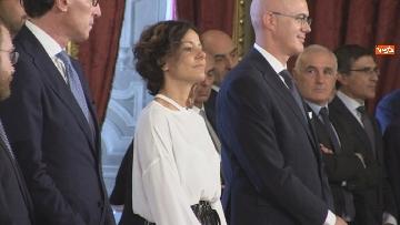 2 - Il giuramento del Ministro per l'Innovazione Paola Pisano