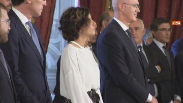 3 - Il giuramento del Ministro per l'Innovazione Paola Pisano