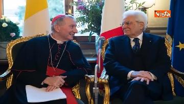 12 - Il presidente Mattarella partecipa alla cerimonia per ricorrenza della firma dei Patti Lateranensi