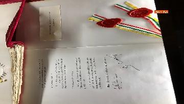 5 - Il presidente Mattarella partecipa alla cerimonia per ricorrenza della firma dei Patti Lateranensi