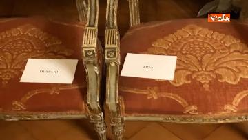 19 - Il presidente Mattarella partecipa alla cerimonia per ricorrenza della firma dei Patti Lateranensi