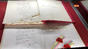 2 - Il presidente Mattarella partecipa alla cerimonia per ricorrenza della firma dei Patti Lateranensi