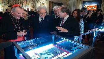 6 - Il presidente Mattarella partecipa alla cerimonia per ricorrenza della firma dei Patti Lateranensi