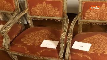 16 - Il presidente Mattarella partecipa alla cerimonia per ricorrenza della firma dei Patti Lateranensi