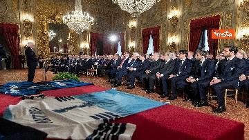 6 - Mattarella riceve Atalanta e Lazio, finaliste Coppa Italia