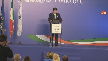 2 - Conte, Di Maio e Casellati alla presentazione del Libro Blu all'Agenzia Dogane. Le foto